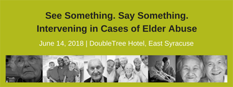 21st Elder Abuse Conference