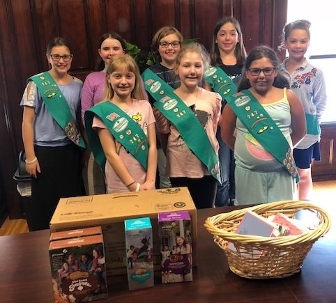 Girl Scout Troop 10747 -
