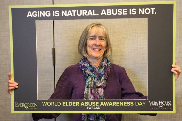 Our 20th Annual Elder Abuse Conference was a Success!