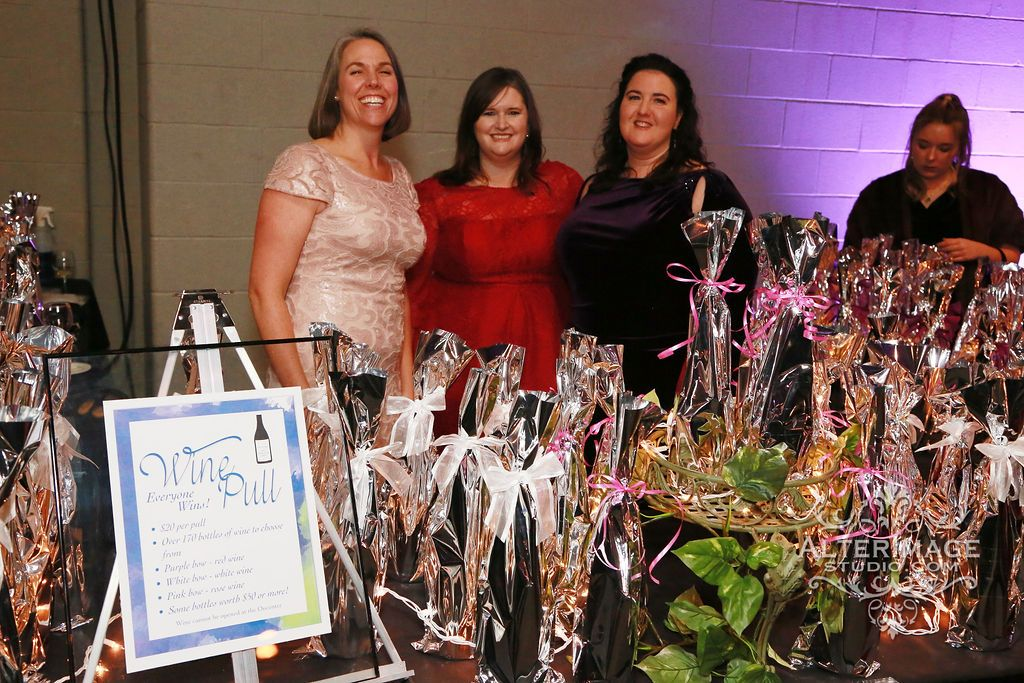 New Beginnings Gala, December 2018 -