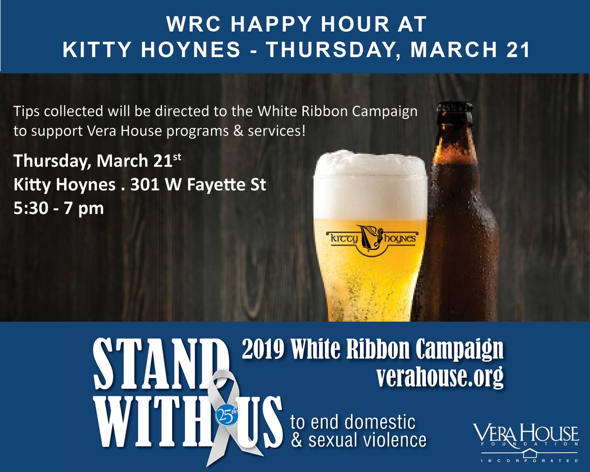 Kitty Hoynes WRC Happy Hour -