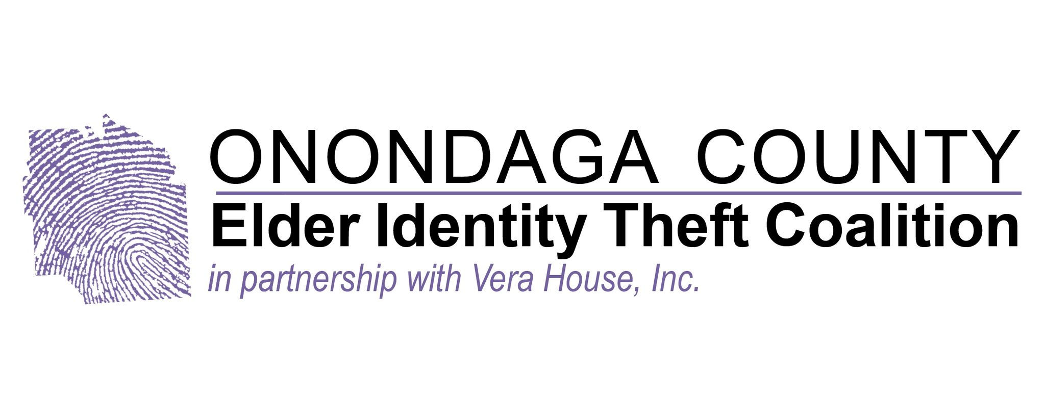 Onondaga County Elder Identity Theft Coalition Logo
