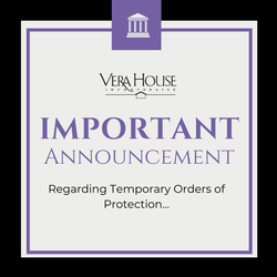 Important Information Regarding Temporary Orders of Protection